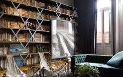 mobilier moderne confortable salon petit appart t2