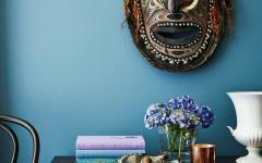 décoration éclectique intérieur maison de luxe