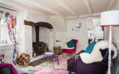 séjour escapade romantique campagne cottage anglais