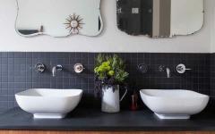 originale salle de bain design déco rétro