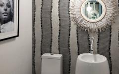 toilettes design déco sympa