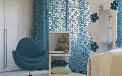 décoration bleu éclectique artistique originale