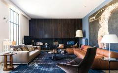 séjour appartement décoration design créative
