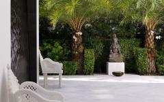 espace outdoor maison de luxe vacances