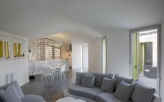 intérieur minimaliste maison originale