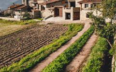 maison rustique village traditionnel