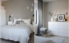décorer design scandinave déco chambre parents