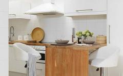 cuisine ouverte moderne décoration design