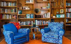 fauteuils déco sympa maison de plage surf