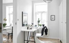 appartement de ville design scandinave