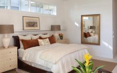 Petite chambre d'amis maison de vacances