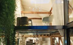 appartement en duplex design luxe prestige