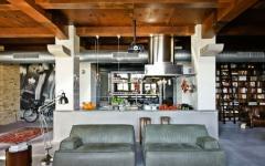 canapé séjour loft design