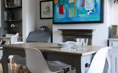 chaise iconique design eames salle à manger