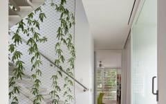 décoration couloir maison inspiration écologique