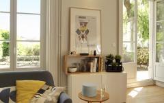 design intérieur appartement renové besançon