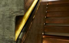 escalier intérieur LED sur commande