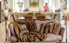 canapé design cozy appartement citadin