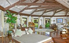 pièce principale villa de luxe côte