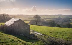 cottage british à louer campagne anglaise
