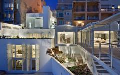 maison design vieux port marseille