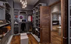 grand dressing de luxe maison moderne luxe