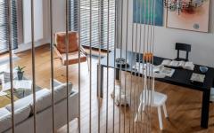 logement moderne de ville design