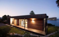 maison modulaire de plain-pied architecture résidentielle durable