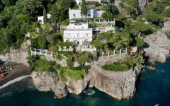 belle villa de vacances luxe sur la côte