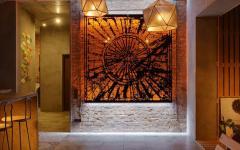 déco originale design intérieur créatif appartement de ville
