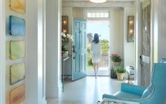 design intérieur frais et moderne maison de vacances