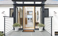 rénovation architecte moderne maison de plage