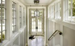 intérieur résidence de grand standing entrée
