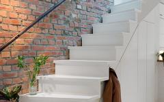escalier appartement duplex de ville
