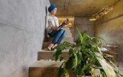 décoration intérieure créative originale appartement citadin