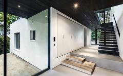 escalier design intérieur sur mesure