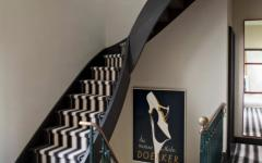 intérieur escalier créatif