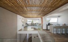 toit transparent cannisse maison rénovée