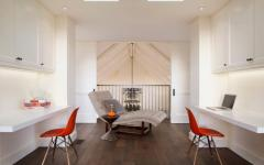mezzanine moderne espace travail