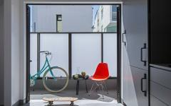 espace terrasse balcon petit studio