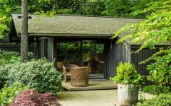 terrasse espaces extérieur maison rustique