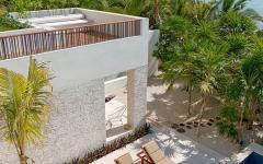 espaces outdoor piscine accès plage
