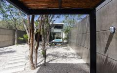 projet maison de vacances studios à louer mexique