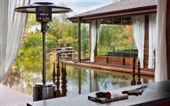 véranda luxe agrandissement maison prestige