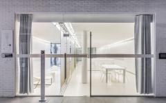 extérieur projet logement futuriste design luxe