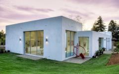 extérieur soigné belle demeure moderne