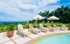 villa luxe tous conforts golf