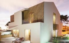 projet maison d'architecte jolie