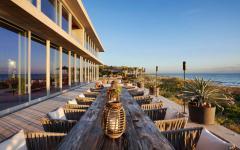 villa luxe au bord mer