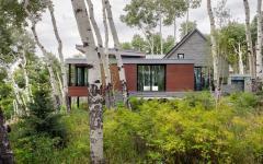 belle demeure moderne luxe